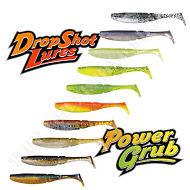 Soft Rubber Lures 5cm Mix 01 Drop Shot Bait Perch Pike Fishing