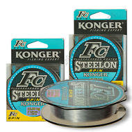 Fluorocarbon-Coated-Fishing-Line-150m-Spool-Spinning-Pike-Perch-Coarse-Clear-Sea